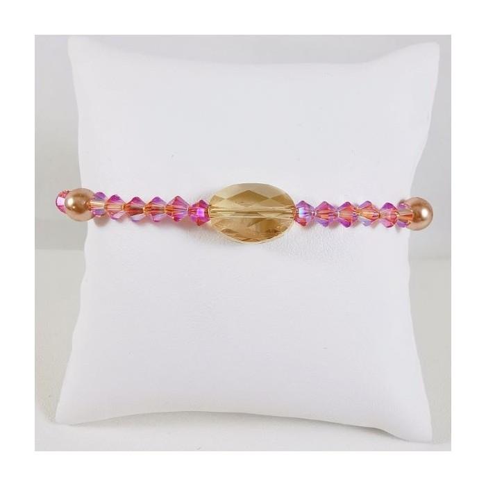Bracelet Perles de Swarovski
