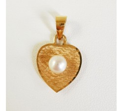 Pendentif Coeur Or Jaune (Bijou Occasion)