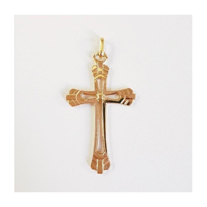 Croix Or Rose (Bijou Occasion)