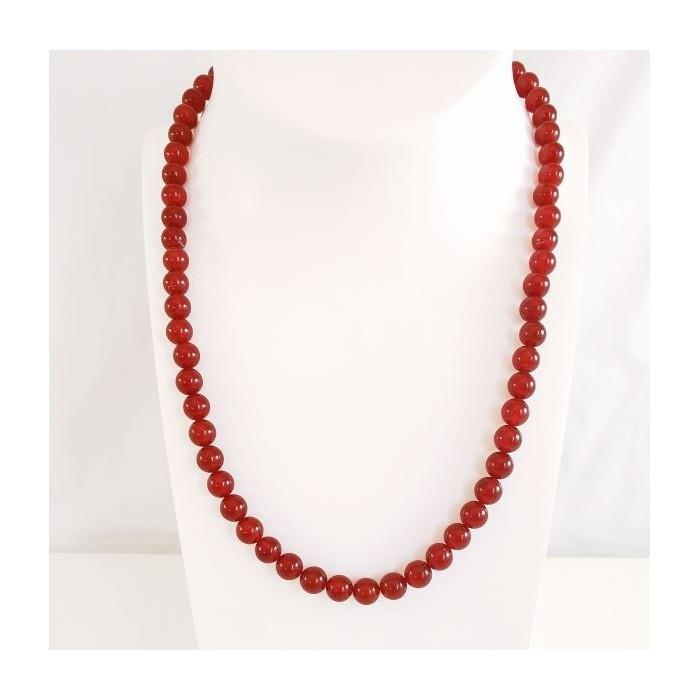 Collier Perles de Cornaline