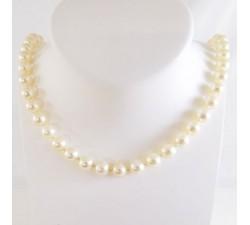 Collier de Perles de Culture (Bijou Occasion)
