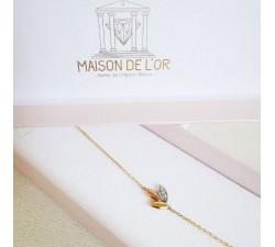 Bracelet Epis Diamants 3 Ors