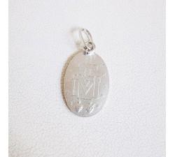 Médaille Vierge Miraculeuse Argent