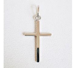 Pendentif Croix Argent