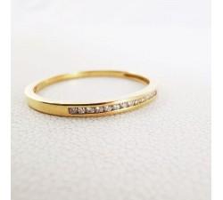 Alliance Diamants Or Jaune 750 - 18 carats
