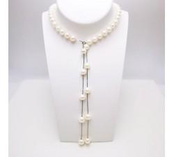 Collier de Perles de Culture